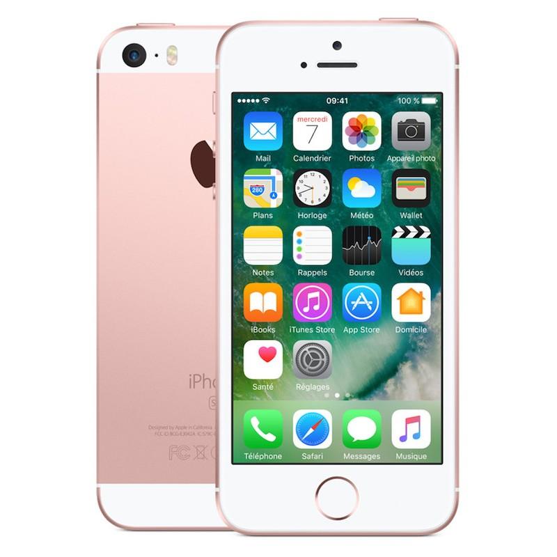 iPhone 5S/5C/SE